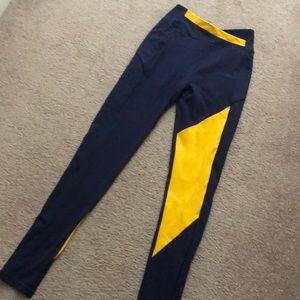 Gymshark Asymmetric Leggings Brand New